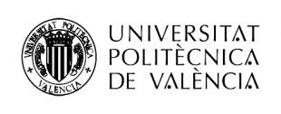 Logo Universitat Poltècnica de València